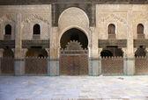 Bou Inania Madrasa — Stock fotografie