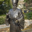Statue of Matteo Ricci - Stock Photo