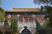 Po Lin Monastery — Stock Photo