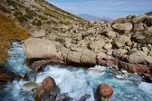 Glacial River — Stock Photo