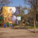 Murals of San Miguel — Stock Photo #47856233
