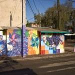 Murals of San Miguel — Stock Photo #48115955