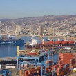 Port of Valparaiso — Stock Photo #48548237