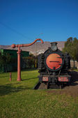 Locomotive Number 209 — 图库照片