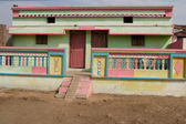 Colourful Indian Home — Stock Photo