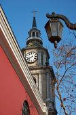 San Francisco Church — Stock Photo