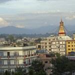 Kathmandu Skyline — Stock Photo #8012693