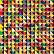 Colorful abstract pattern — Stock Vector