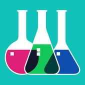 Laboratory glassware — Stok Vektör