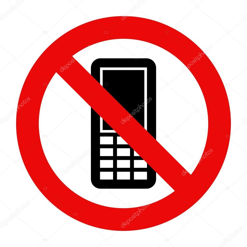 Фото мобільний телефон заборонен 8 фотография