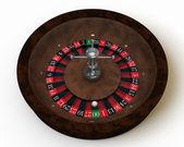 Casino roulette — Zdjęcie stockowe