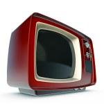 Old tv — Stock Photo #18057933