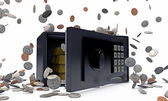 Small safe — Stock Photo