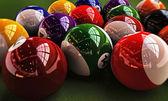 プールのボール — ストック写真