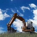 Excavator — Stock Photo #23136712