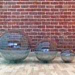 Ball spheres — Stock Photo