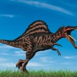 Stock Photo: Spinosaurus