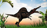 Spinosaurus — Stock Photo