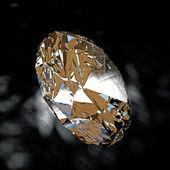Büyük elmas — Stok fotoğraf