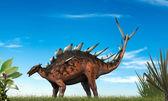 Kentrosaurus — Stock Photo
