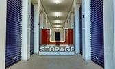 Self storage — Stock Photo