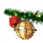 Christmas balls — Stock Photo #36644153