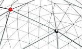 Mettallic nodes — Stock Photo