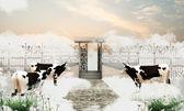 Heaven gate — Stock Photo