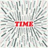 čas — Stock vektor