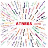 Stress — Stock Vector