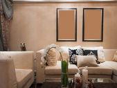 Modern living room — ストック写真