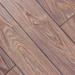 Hardwood floorboard or background — Stock Photo
