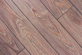 Hardwood floorboard or background — Stock Photo