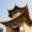 Chinese ancient traditional architecture — Stock Photo
