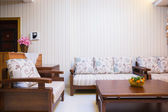 Living room — Стоковое фото