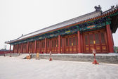The West Palace in Temple of Heaven — Stock Photo
