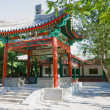 Chinese ancient pavilion — Stock Photo