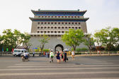 Zhengyang Gate — Stock Photo