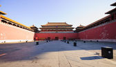 Meridian Gate of the Forbidden City — Stock Photo