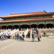 Gate of Supreme Harmony in Forbidden City — Stock Photo #25500489