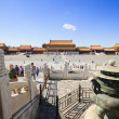 Постер, плакат: The Forbidden City