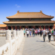 Palace of Heavenly Purity in Forbidden City — Stock Photo #25503771
