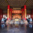 Palace of Heavenly Purity interior — Stock Photo