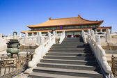 The Hall of Supreme Harmony in Forbidden City — Stock Photo