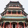 Stock Photo: Foxiang Buddhist Tower in Summer Palace