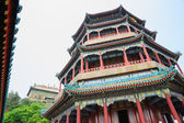 Foxiang Buddhist Tower in Summer Palace — Stock Photo