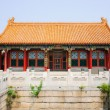 Chinese traditional royal structure — Stock Photo