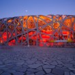 Beijing National Stadium — Stock Photo