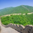 Mutianyu Great Wall in China — Stock Photo