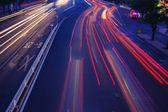 市内の交通 — ストック写真